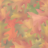 Autumnal seamless 01. Autumnal seamless pattern,vector illustration clip-art Royalty Free Stock Image
