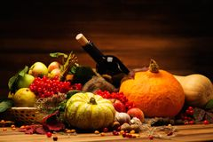 Autumnal still life Royalty Free Stock Photography