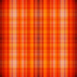 Autumnal tartan Stock Photography