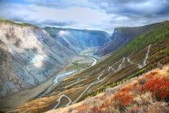 Autumnn mountain Royalty Free Stock Photo