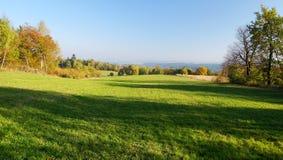 Autumny scenery Stock Images