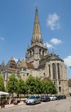 Autun, France Stock Photography