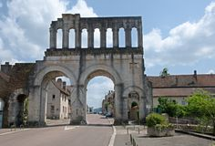Autun, France Royalty Free Stock Images