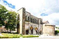 Autun, Francia Foto de archivo libre de regalías