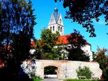 Autunno in Baviera Fotografie Stock Libere da Diritti