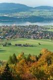 Autunno in Baviera fotografia stock libera da diritti
