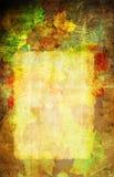 Autunno decorativo Fotografia Stock Libera da Diritti
