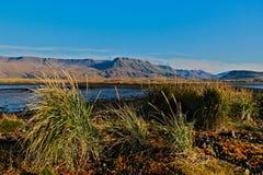 Autunno in Islanda Fotografia Stock
