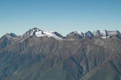Autunno nelle montagne immagine stock