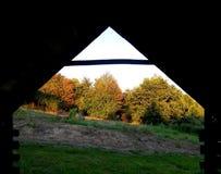 autunno Polonia Fotografia Stock