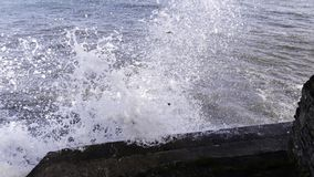 Autunno sulla costa Fotografia Stock