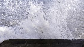 Autunno sulla costa Fotografia Stock Libera da Diritti