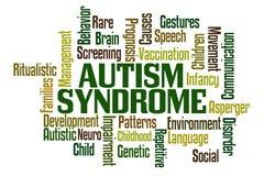 autystyczny Zdjęcia Stock