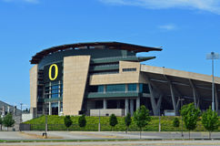 Autzen Stadium Royalty Free Stock Photography