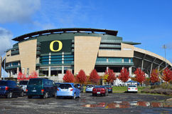 Autzen Stadium Stock Photos