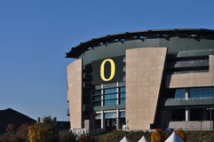 Autzen Stadium Royalty Free Stock Photos