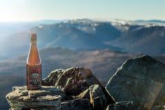 Auval är det högsta värderade bryggeriet i Kanada Royaltyfri Foto