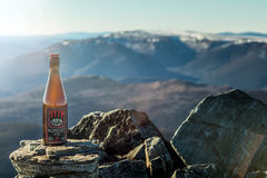 Auval is the The Highest Rated Brewery In Canada royalty free stock photo