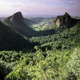 Auvergne Stock Photo