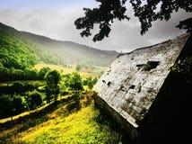 Auvergne stockfotos