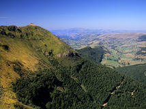 Auvergne Royalty Free Stock Photography