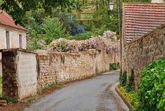Auvers sur Oise Stock Photography