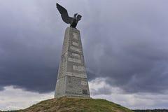 Aux morts de losu angeles grande armee Obrazy Royalty Free