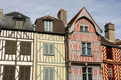 Auxerre Royalty Free Stock Images