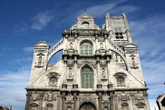 Auxerre Royalty Free Stock Photos