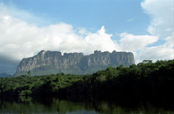 Auyantepui, Canaima N. P., Venezuela Royalty Free Stock Photo