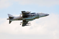AV-8B Harrier Jet fighter Royalty Free Stock Images