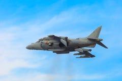 AV-8B猎兔犬加上 免版税库存照片