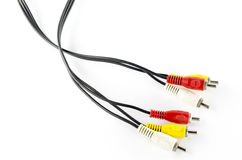 Av cable Stock Photo