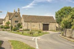 By av Hillesley i Gloucestershire royaltyfri bild