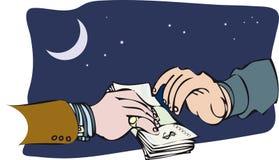 av pay stock illustrationer
