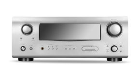 AV receiver Royalty Free Stock Photos