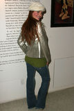 Ava Cadell, цена Phoebe стоковое изображение
