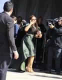 Ava Duvernay. Ava arrives to Film Independent Spirit Awards 2018 Royalty Free Stock Photos