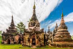 Ava  Mandalay state Myanmar. Ruins of the ancient kingdom of Ava Amarapura  Mandalay state Myanmar Stock Photography