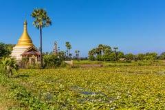 Ava  Mandalay state Myanmar. Ruins of the ancient kingdom of Ava Amarapura  Mandalay state Myanmar Stock Photo