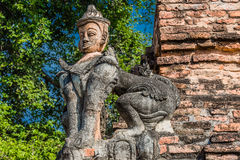 Ava  Mandalay state Myanmar. Ruins of the ancient kingdom of Ava Amarapura  Mandalay state Myanmar Burma Royalty Free Stock Photos