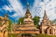 Ava  Mandalay state Myanmar. Ruins of the ancient kingdom of Ava Amarapura  Mandalay state Myanmar Burma Stock Images