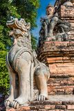 Ava  Mandalay state Myanmar. Ruins of the ancient kingdom of Ava Amarapura  Mandalay state Myanmar Royalty Free Stock Images