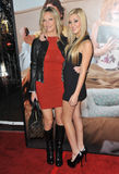 Ava Sambora,Heather Locklear Stock Photography