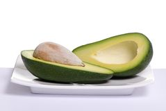 Avacado 1 Stock Photo