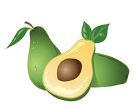 Avacado Royalty Free Stock Photo