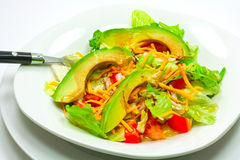 Avacado Salad Stock Image