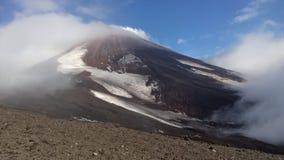 Avachinsky volcano, Kamchatka, Russia Stock Photography