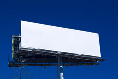 Available Billboard Stock Image
