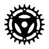 Sprocket. Available in high-resolution and several sizes to fit the needs of your project Royalty Free Stock Photos